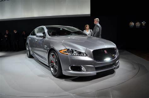 Jaguar Auto 2014 by 2014 Jaguar Xjr New York Auto Show Live Images