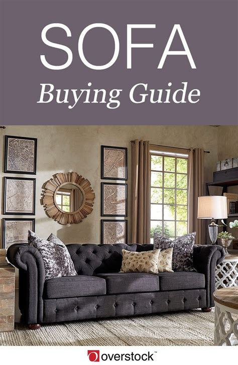 sofa buying guide everything to know before buying a sofa overstock com