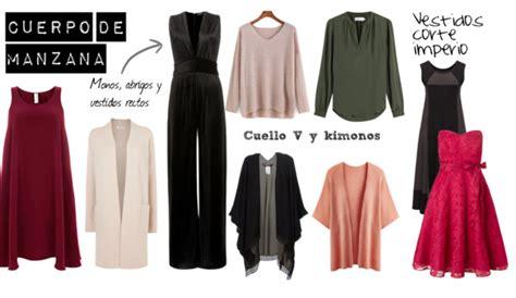tendencias de ropa 2016 para cuerpo de manzana belleza y mas