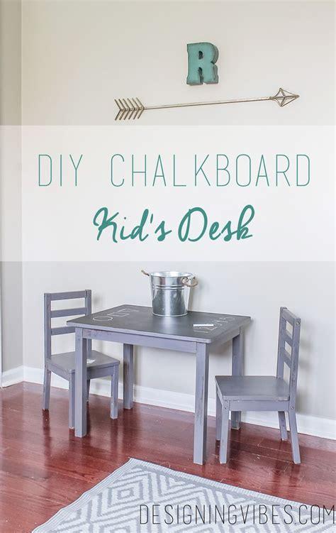 diy chalkboard desk diy chalkboard top toddler desk desks kid and