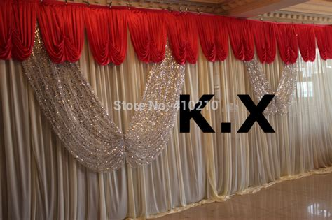 draped fabric wedding backdrop wedding backdrop drape with sequin fabric design factory