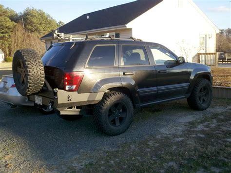 Jeep Wk Bumper Eviljager S Garage