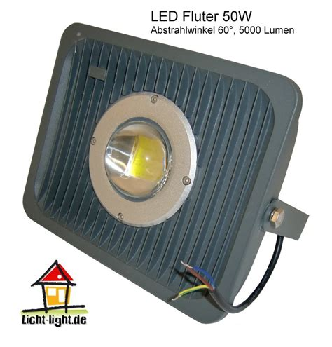 led fluter 60 176 led fluter 50w 4500 lumen warmweiss epistar meanwell