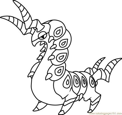 pokemon coloring pages sandile 88 pokemon coloring pages krookodile pokemon