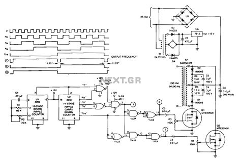 tbe inverter wiring diagram k grayengineeringeducation