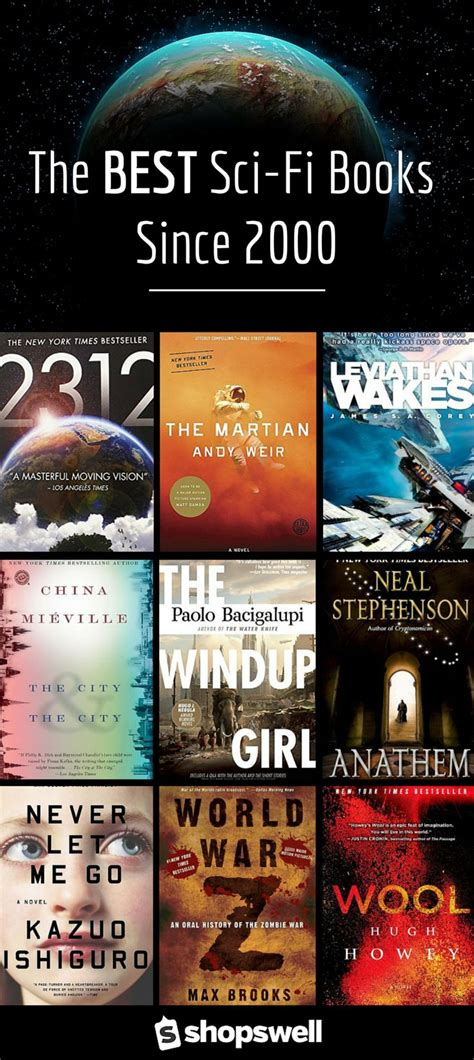 best sci fi books 2010 35 of the best sci fi books published since the year 2000