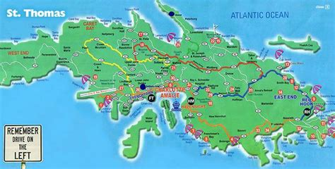usvi map st islands i would like to visit here