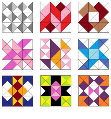pattern block triangle grid 120 best images about beginner quilt idea s for baby jelly