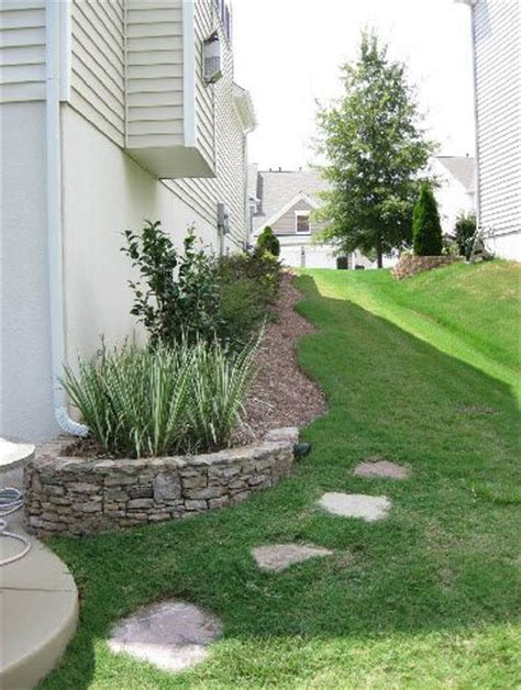 build a garden landscaping ideas for side of house