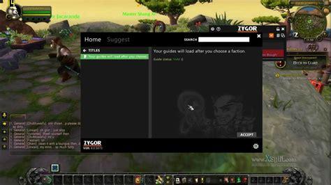 uninstall zygor world of warcraft zygor guide 1 90 free including panda