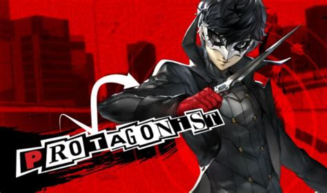 persona  english voice cast detailed protagonist introduced