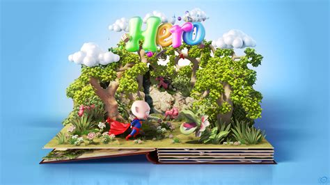 Pers Pop Up Book The Pauk