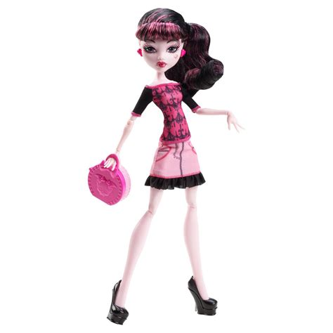 doll high high scaris city of frights draculaura doll