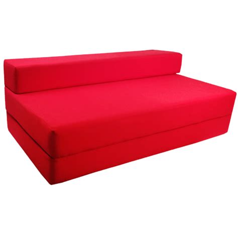 Sofa Bed Foam Fold Out Foam Guest Z Bed Chair Folding Mattress Sofa Bed Futon Sofabed Ebay