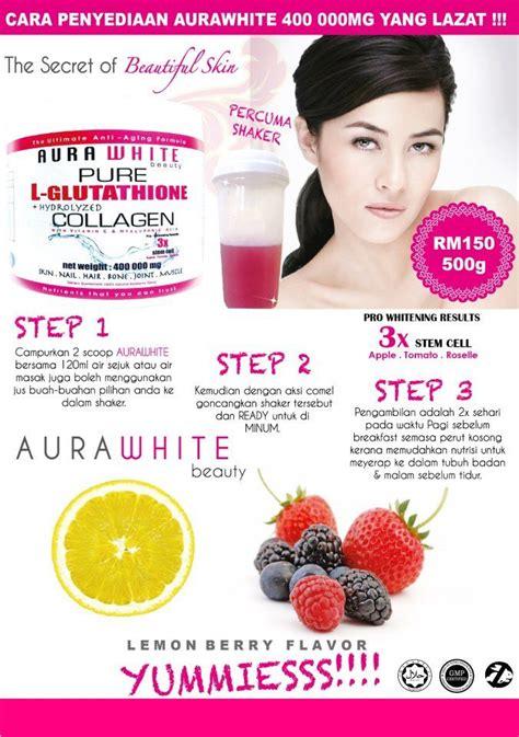 Aura White Collagen Indonesia kisah sulie aura white