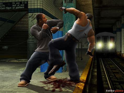 Fighting For def jam fight for ny