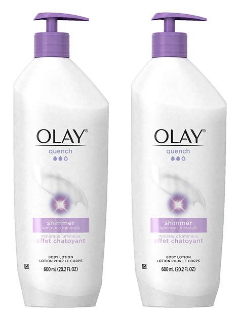 Handbody Olay glitter up shimmering 6 3 fl oz