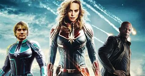 captain marvel film news carol danvers dashes into action in latest peek at captain