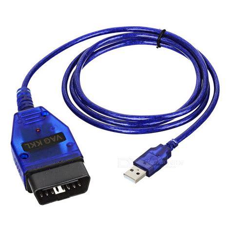 Usb Obdii Scanner Cable kkl obd2 usb scanner scanner de c 226 ble pour audi vw seat