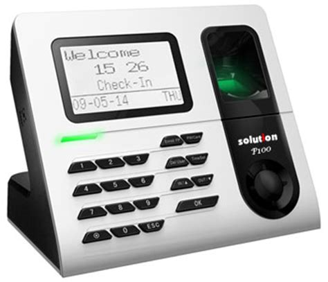 Mesin Absensi Sidik Jari Merk Solution mesin absensi sidik jari mesin absensi fingerprint