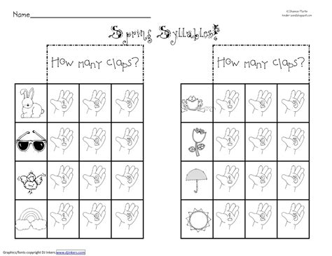 syllable worksheet 7 transportation worksheets