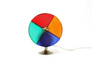 tree color wheel light spinning color wheel light