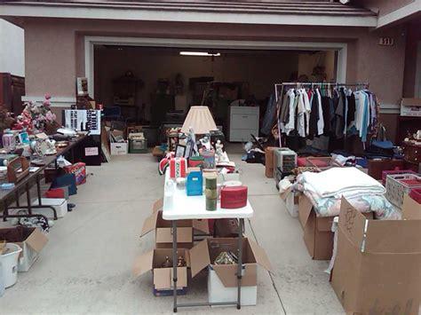 Garage Sales Delaware Organization Is Key To Corona Garage Sale Profits