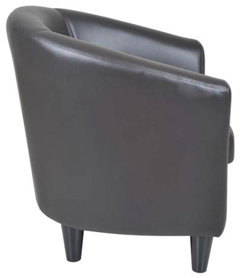 faux leather chair walmart hometrends faux leather tub chair walmart ca