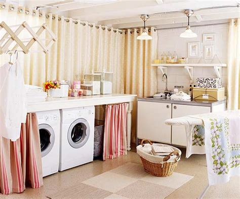 curtains to hide washer and dryer ideas for hiding the washer and dryer driven by decor
