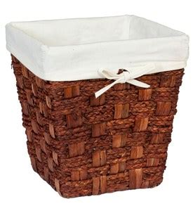 small waste basket small wicker waste basket espresso in small trash cans