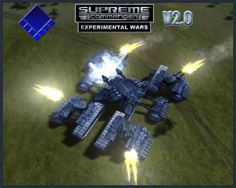 supreme commander experimental wars v2 0 v2 0 at supreme commander nexus
