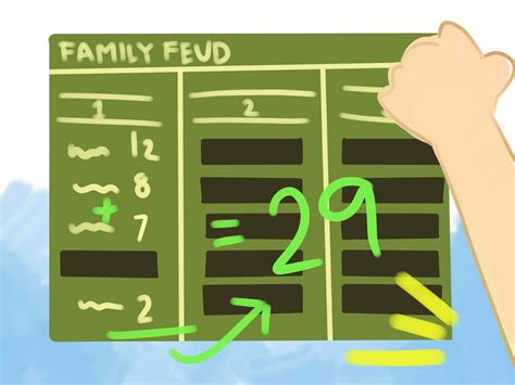 3 Ways To Make Your Own Family Feud Game At Home Wikihow How To Make Your Own Family Feud On Powerpoint
