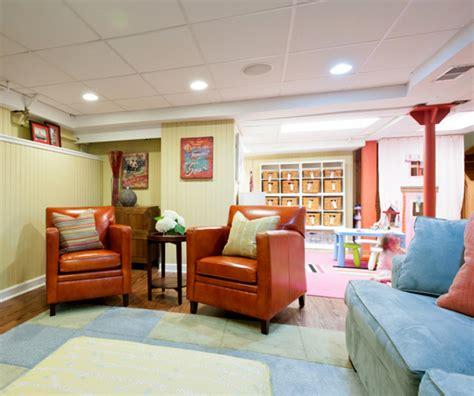 room renovation ideas kids finishing basement design ideas