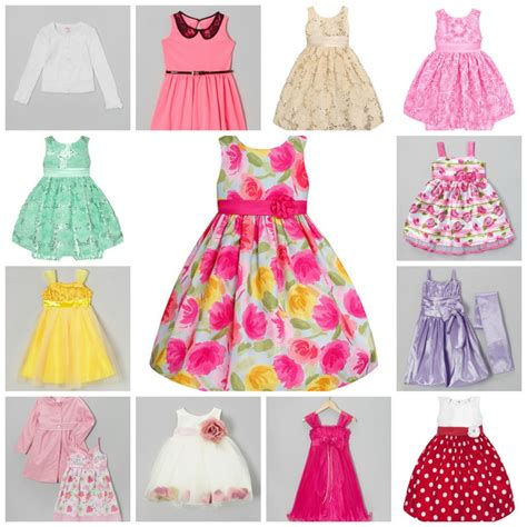 zulily a for all time zulily easter dresses as low as 12 99