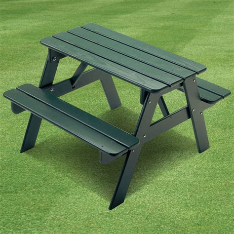Childs Picnic Table by Colorado Child S Picnic Table Colored Wood Free Shipping