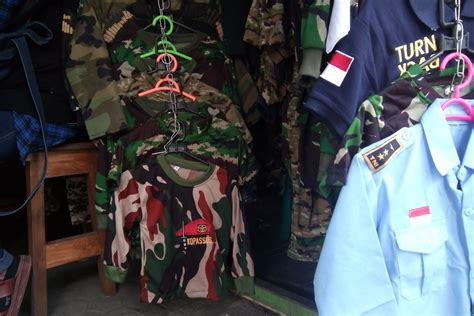 Baju Setelan Tni Anak Zt9549 malang merdeka musim karnaval agustusan baju tni dan polisi untuk anak banyak dicari