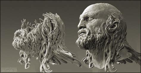 zbrush sculpting tutorial pdf zbrush info zbrush artists of the week scott eaton