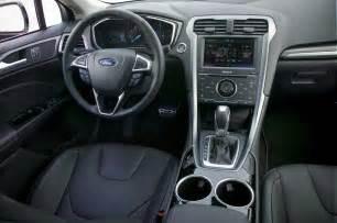 2013 ford fusion interior photo 3