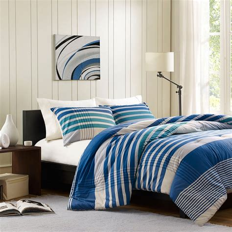 twin bed comforter sets ink ivy connor twin xl duvet style comforter set free shipping