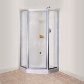 one neo angle shower stall 1000 ideas about one shower stall on
