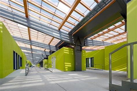 6 Exceptional Eco Schools German Armory School Inhabitat Interior Design Trade Schools