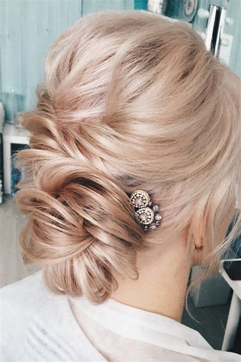 Wedding Hairstyles Updos Bridesmaids by 12 Trending Updo Wedding Hairstyles From Instagram Oh