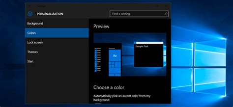 how to download new themes for windows 10 windows 10 dark theme how to enable your system s dark
