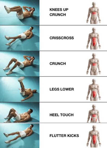 amazing ab workout    core