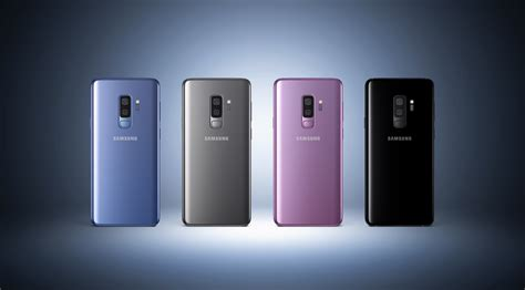 samsung announces galaxy s9 series with variable aperture animoji ripoff more