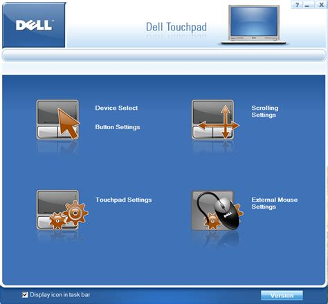 Touchpad Dell how to enable touchpad scrolling in windows vista todaymatt