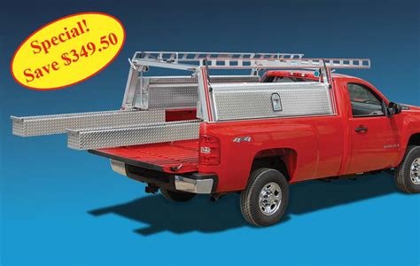 Box Truck Rack System by System One Aluminum Ladder Racks Truck Racks Racks Truck Tool Boxes For Contractors And