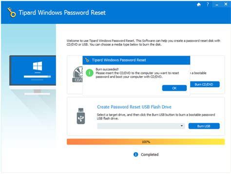 resetting windows search tipard windows password reset discount windows 7 8 10