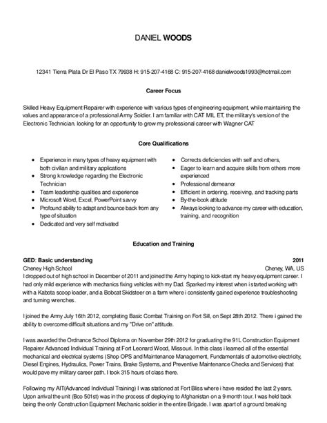 Career Focus Resume by Career Focus Resume Resume Ideas