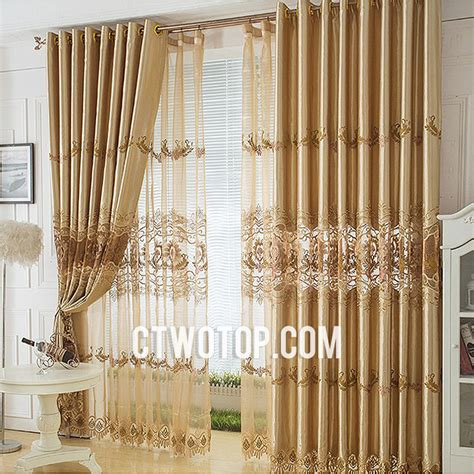 gold lace curtains editor s picks living room luxurious curtains